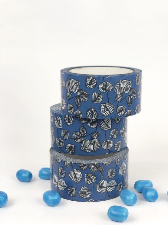 Sewandmore Klebeband Rolle NELLIE blau 3er Set