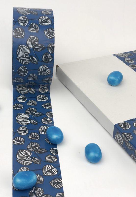 Sewandmore Klebeband Rolle NELLIE blau